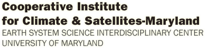 Cooperative Institute for Climate & Satellites - Maryland